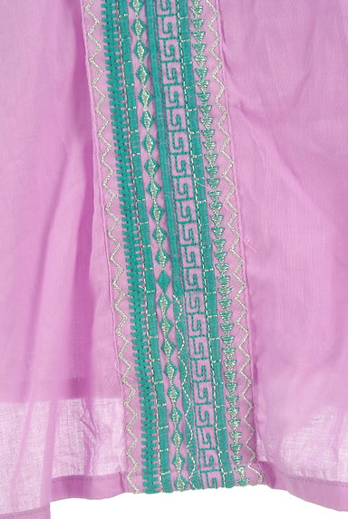 A.I.C(エーアイシー)の古着「エスニックなギャザーマキシスカート(ロングスカート・マキシスカート)」大画像5へ