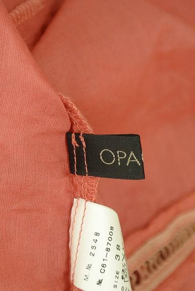 OPAQUE.CLIP(オペークドットクリップ)の古着「パフスリーブシアーカットソー(カットソー・プルオーバー)」大画像6へ