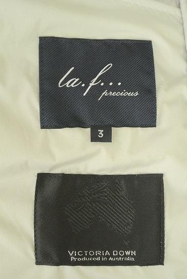 la.f...(ラエフ)の古着「大人シンプルショートダウンコート(ダウンジャケット・ダウンコート)」大画像6へ