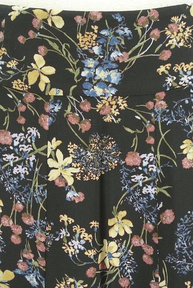 JILLSTUART(ジルスチュアート)の古着「ひらひらシフォンの花柄スカート(ロングスカート・マキシスカート)」大画像4へ