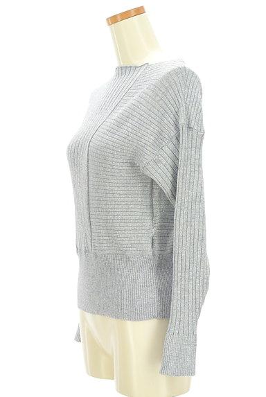 KATHARINE ROSS(キャサリンロス)の古着「ラメリブニットトップス(ニット)」大画像3へ