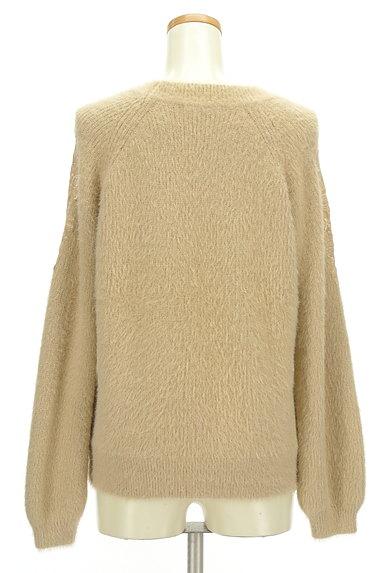 KATHARINE ROSS(キャサリンロス)の古着「艶刺繍のふわふわニット(ニット)」大画像2へ