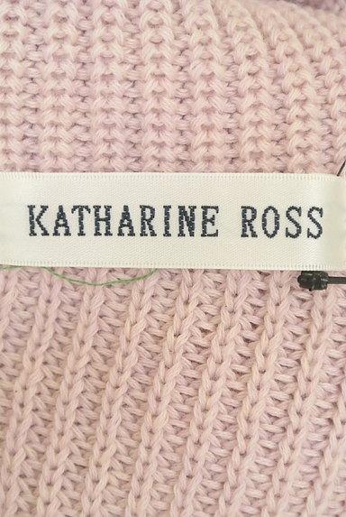 KATHARINE ROSS(キャサリンロス)の古着「ゆったりモックネックニット(ニット)」大画像6へ
