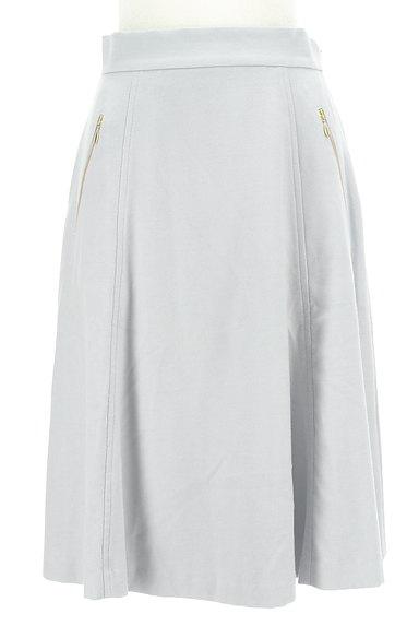 KATHARINE ROSS(キャサリンロス)の古着「ゴールドファスナーのフレアスカート(スカート)」大画像1へ