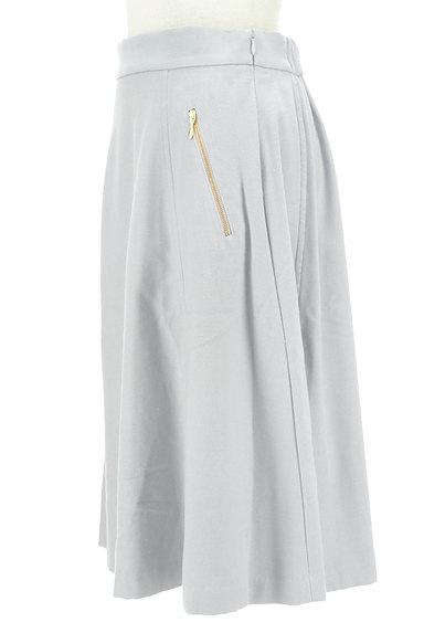 KATHARINE ROSS(キャサリンロス)の古着「ゴールドファスナーのフレアスカート(スカート)」大画像3へ