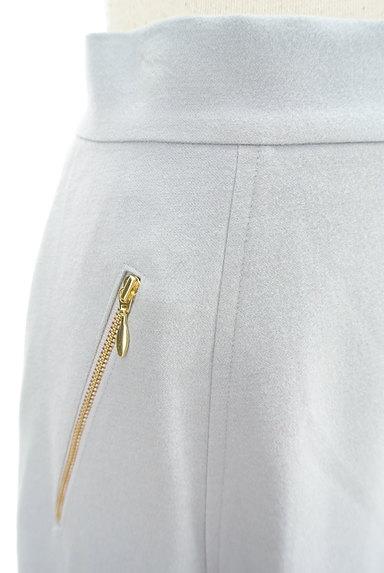 KATHARINE ROSS(キャサリンロス)の古着「ゴールドファスナーのフレアスカート(スカート)」大画像4へ