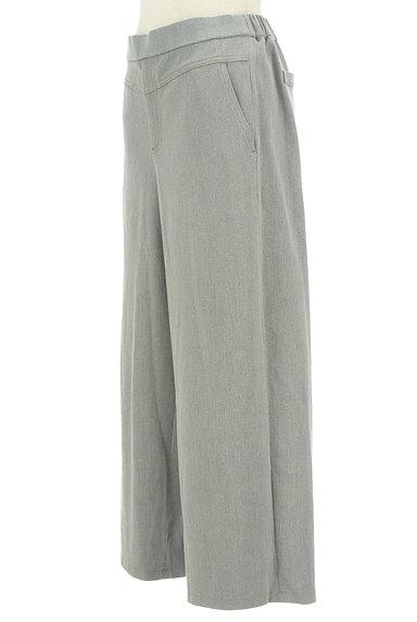 KATHARINE ROSS(キャサリンロス)の古着「イージーやわらかワイドパンツ(パンツ)」大画像3へ