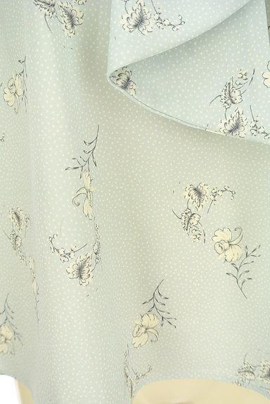 KATHARINE ROSS(キャサリンロス)の古着「フリルタイ華やかブラウス(カットソー・プルオーバー)」大画像5へ
