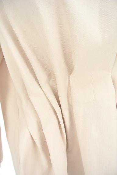 KATHARINE ROSS(キャサリンロス)の古着「タックペプラムカットソー(カットソー・プルオーバー)」大画像4へ