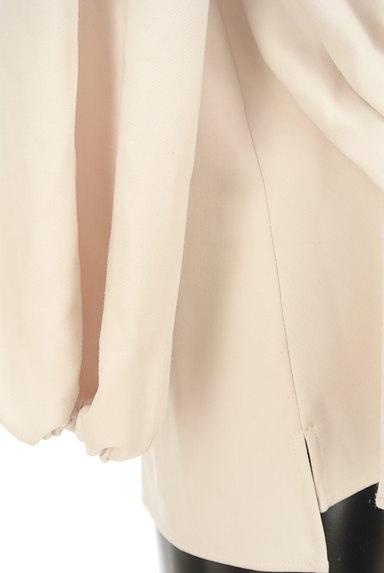 KATHARINE ROSS(キャサリンロス)の古着「タックペプラムカットソー(カットソー・プルオーバー)」大画像5へ