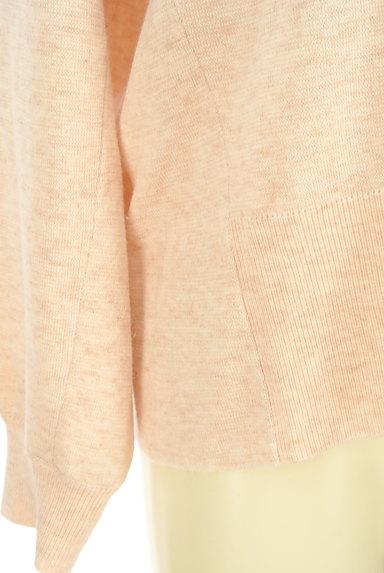 KATHARINE ROSS(キャサリンロス)の古着「やわらかニットフーディ(スウェット・パーカー)」大画像5へ
