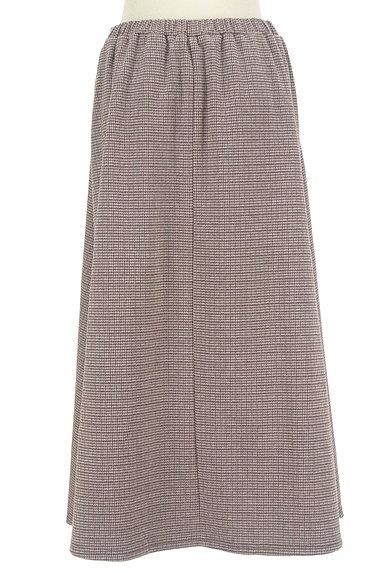 KATHARINE ROSS(キャサリンロス)の古着「千鳥チェックのロングスカート(ロングスカート・マキシスカート)」大画像2へ