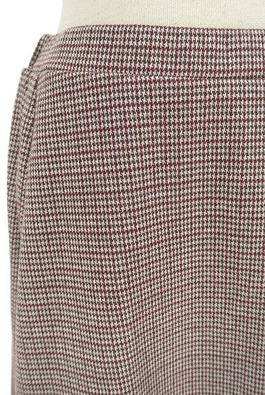 KATHARINE ROSS(キャサリンロス)の古着「千鳥チェックのロングスカート(ロングスカート・マキシスカート)」大画像4へ