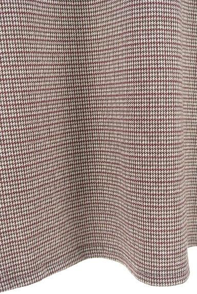 KATHARINE ROSS(キャサリンロス)の古着「千鳥チェックのロングスカート(ロングスカート・マキシスカート)」大画像5へ