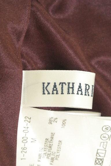 KATHARINE ROSS(キャサリンロス)の古着「千鳥チェックのロングスカート(ロングスカート・マキシスカート)」大画像6へ