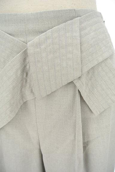 KATHARINE ROSS(キャサリンロス)の古着「ウエストリボンガウチョパンツ(パンツ)」大画像4へ