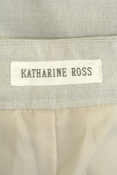 KATHARINE ROSS(キャサリンロス)の古着「ウエストリボンガウチョパンツ(パンツ)」大画像6へ