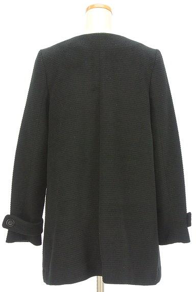 KATHARINE ROSS(キャサリンロス)の古着「ノーカラーミドルコート(コート)」大画像2へ