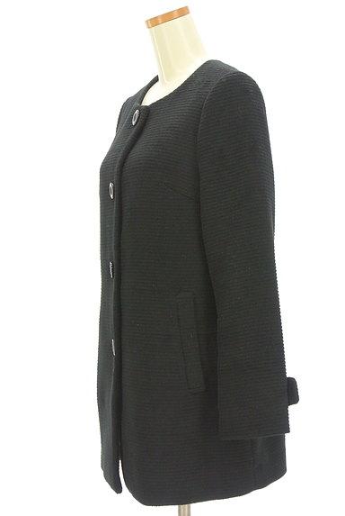 KATHARINE ROSS(キャサリンロス)の古着「ノーカラーミドルコート(コート)」大画像3へ