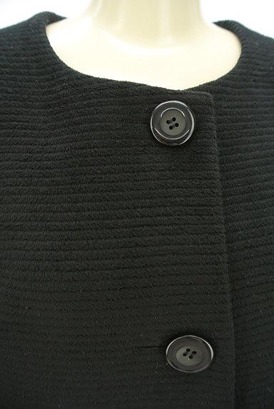 KATHARINE ROSS(キャサリンロス)の古着「ノーカラーミドルコート(コート)」大画像4へ