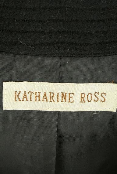 KATHARINE ROSS(キャサリンロス)の古着「ノーカラーミドルコート(コート)」大画像6へ