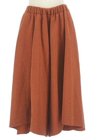 KATHARINE ROSS(キャサリンロス)の古着「たっぷりフレアなスカーチョ(パンツ)」大画像1へ