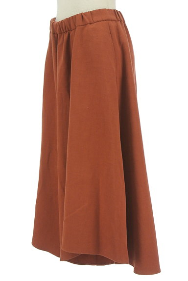 KATHARINE ROSS(キャサリンロス)の古着「たっぷりフレアなスカーチョ(パンツ)」大画像3へ