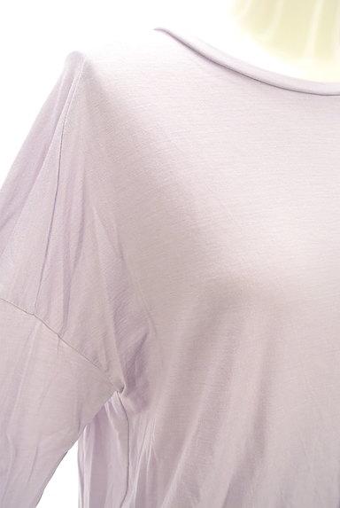 KATHARINE ROSS(キャサリンロス)の古着「リラックスカットソー(カットソー・プルオーバー)」大画像4へ