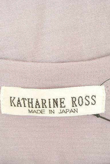 KATHARINE ROSS(キャサリンロス)の古着「リラックスカットソー(カットソー・プルオーバー)」大画像6へ