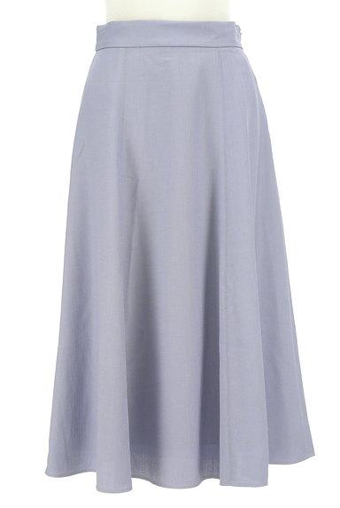 UNTITLED(アンタイトル)の古着「ミモレ丈フレアスカート(ロングスカート・マキシスカート)」大画像1へ
