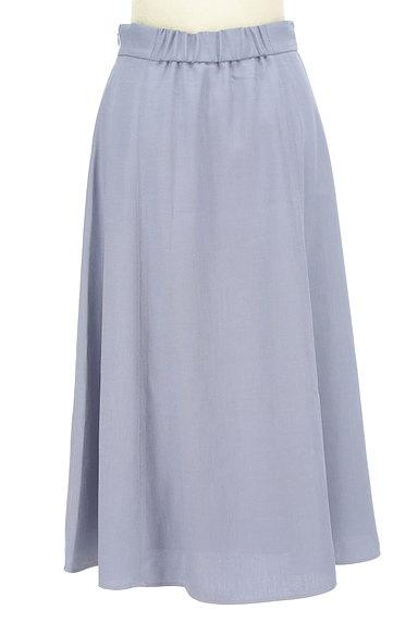 UNTITLED(アンタイトル)の古着「ミモレ丈フレアスカート(ロングスカート・マキシスカート)」大画像2へ