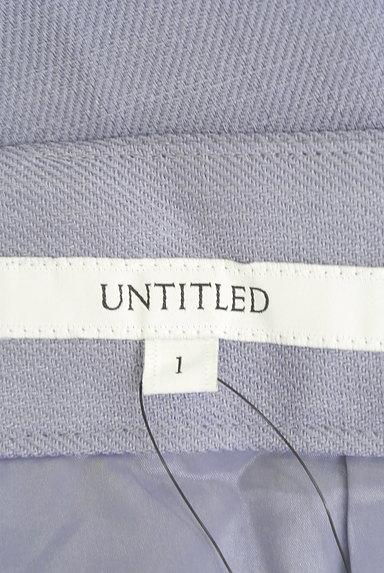 UNTITLED(アンタイトル)の古着「ミモレ丈フレアスカート(ロングスカート・マキシスカート)」大画像6へ