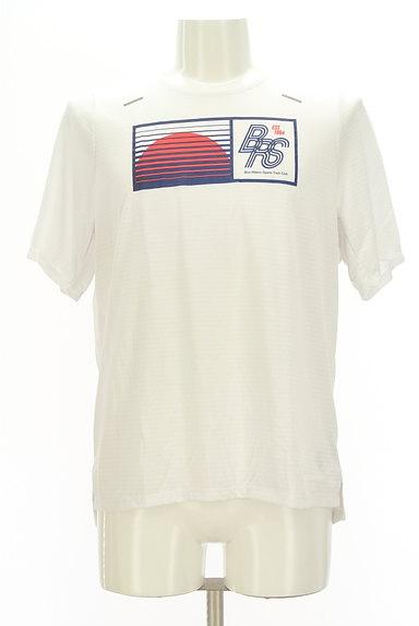 NIKE(ナイキ)の古着「プリントメッシュTシャツ(Tシャツ)」大画像1へ