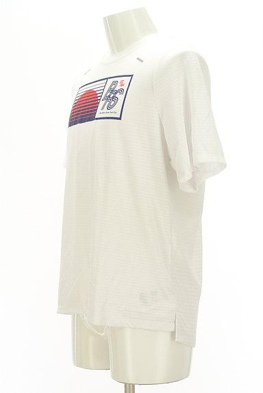 NIKE(ナイキ)の古着「プリントメッシュTシャツ(Tシャツ)」大画像3へ