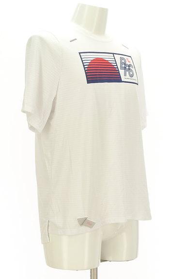 NIKE(ナイキ)の古着「プリントメッシュTシャツ(Tシャツ)」大画像4へ