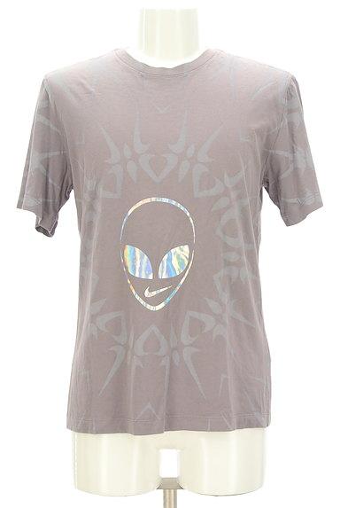 NIKE(ナイキ)の古着「メタリックプリントTシャツ(Tシャツ)」大画像1へ