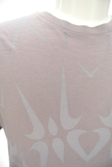 NIKE(ナイキ)の古着「メタリックプリントTシャツ(Tシャツ)」大画像4へ