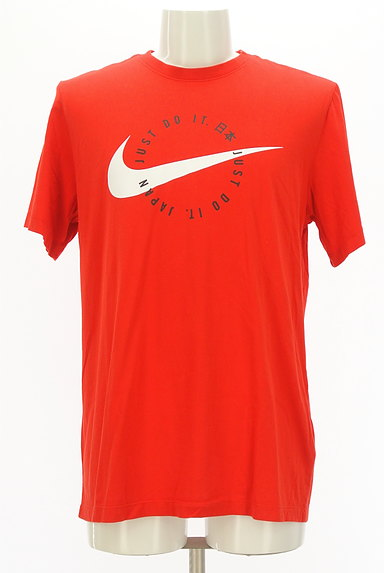 NIKE(ナイキ)の古着「ナイキ×日本プリントTシャツ(Tシャツ)」大画像1へ