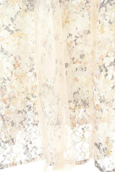 Apuweiser riche(アプワイザーリッシェ)の古着「花柄レースロングスカート(ロングスカート・マキシスカート)」大画像5へ