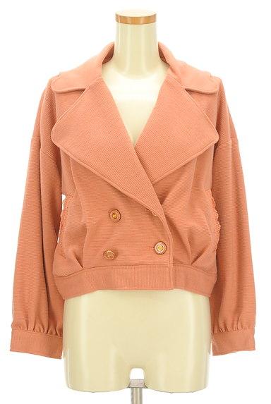LIZ LISA(リズリサ)の古着「スカラップ襟ジャケット(ジャケット)」大画像1へ