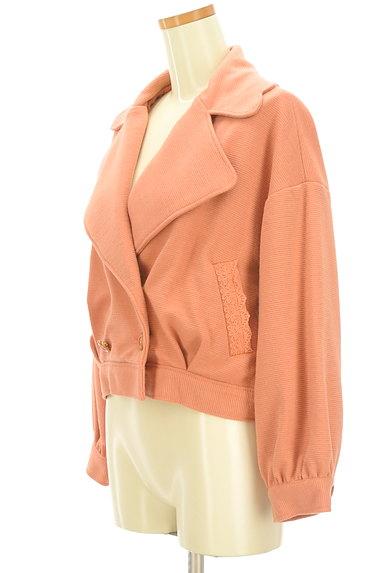 LIZ LISA(リズリサ)の古着「スカラップ襟ジャケット(ジャケット)」大画像3へ