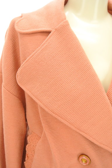 LIZ LISA(リズリサ)の古着「スカラップ襟ジャケット(ジャケット)」大画像4へ