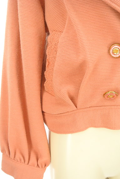LIZ LISA(リズリサ)の古着「スカラップ襟ジャケット(ジャケット)」大画像5へ