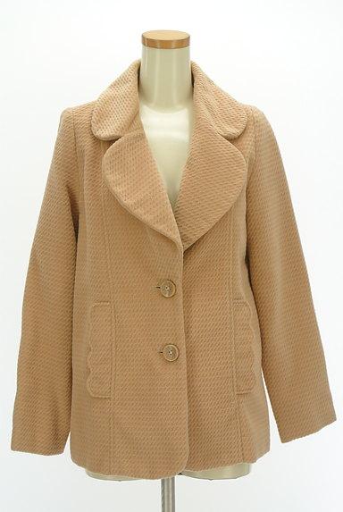 LIZ LISA(リズリサ)の古着「起毛ミドル丈コート(コート)」大画像1へ