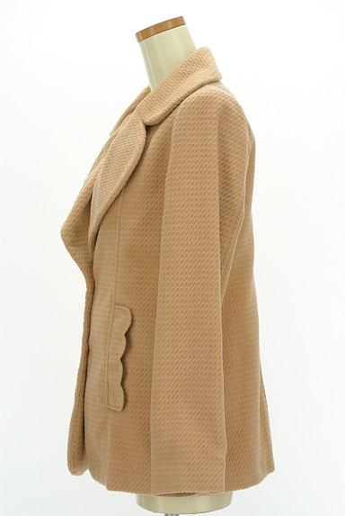 LIZ LISA(リズリサ)の古着「起毛ミドル丈コート(コート)」大画像3へ