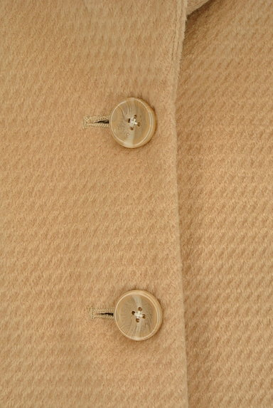 LIZ LISA(リズリサ)の古着「起毛ミドル丈コート(コート)」大画像4へ