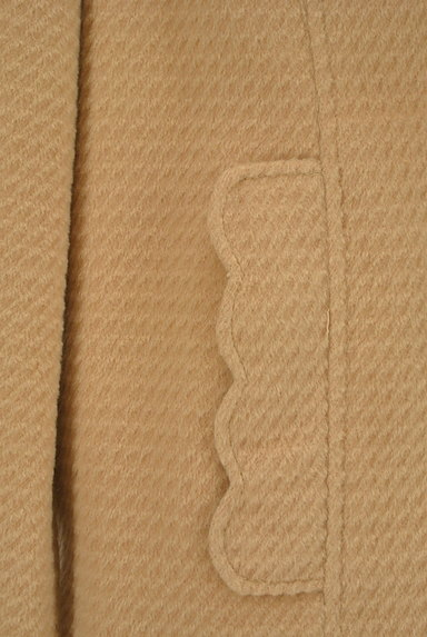 LIZ LISA(リズリサ)の古着「起毛ミドル丈コート(コート)」大画像5へ
