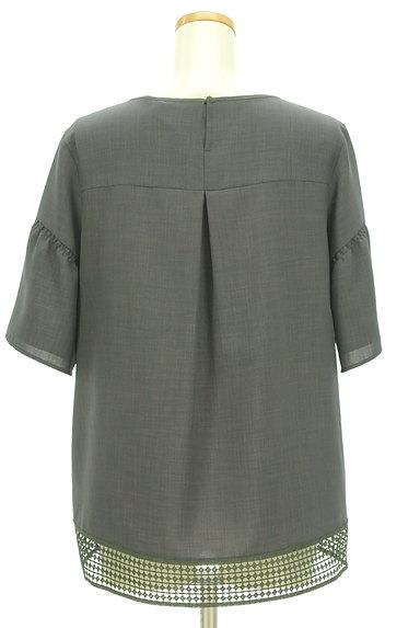 Reflect(リフレクト)の古着「裾レースドロップショルダープルオーバー(カットソー・プルオーバー)」大画像2へ
