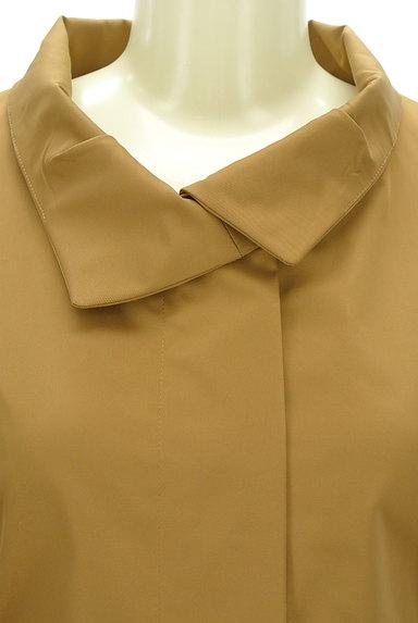 UNTITLED(アンタイトル)の古着「微光沢はっ水ロングコート(コート)」大画像4へ