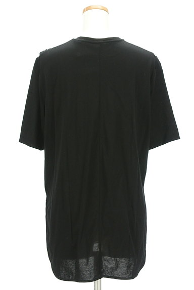 nano・universe(ナノユニバース)の古着「サイドスリットシンプルカットソー(Tシャツ)」大画像2へ
